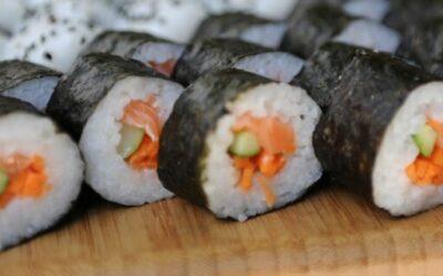 Curso de cocina de Sushi